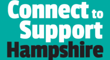 Connect to Hampshire logo
