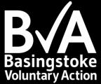 BVA Logo White