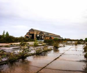 Derelict land