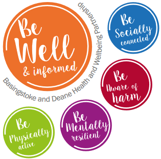 Health And Wellbeing Strategy Logo