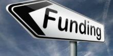 Funding slider