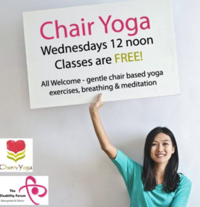 Free Chair Yoga Online Basingstoke Voluntary Action